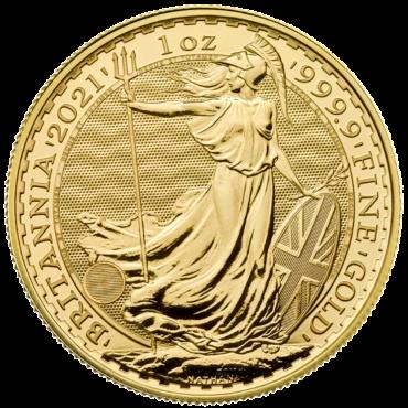 britannia 1oz or 2021 achat piece1