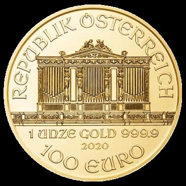 philharmonique or 1oz 2020